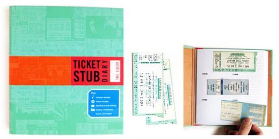 ticket-stub-diary-book