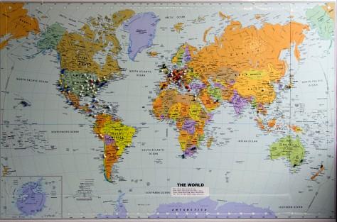 world-push-pin-map