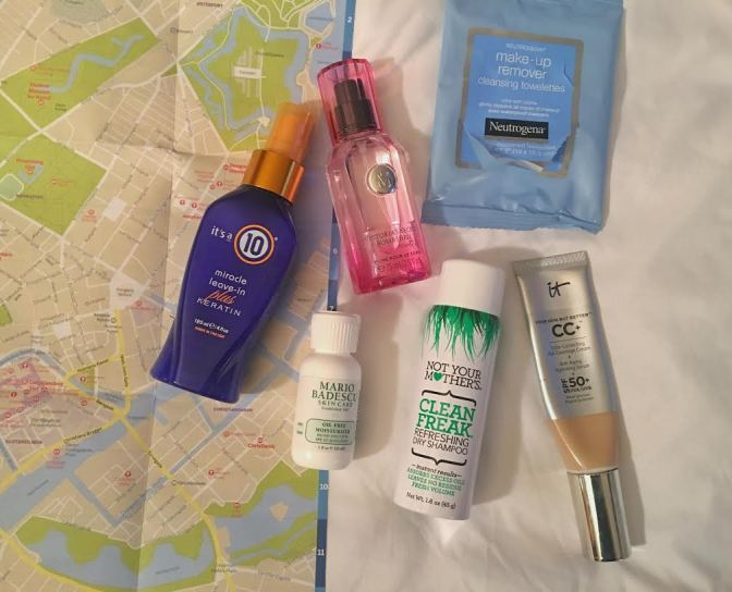 6 Beauty Products I won't Leave Home Without